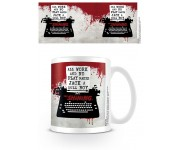 Кружка The Shining (Typewriter) Coffee Mug (PREORDER SALE SEPT) из фильма Shining (Сияние)