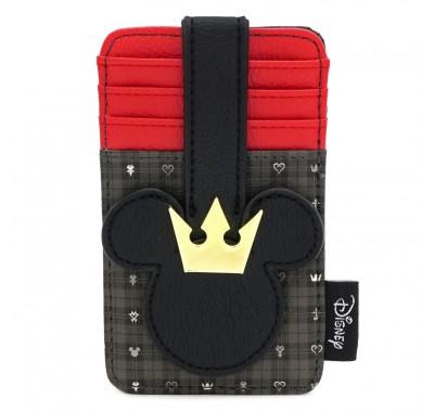 Kingdom Hearts Mickey Card Holder (Preorder Loungefly)