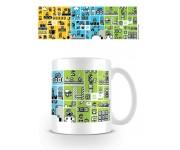 Кружка Super Mario (Legacy) Coffee Mug (PREORDER SALE SEPT) из игр Nintendo (Нинтендо)