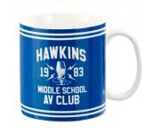 Hawkins AV Club Mug (PREORDER ZS) из сериала Stranger Things