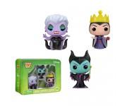 Set Villains Disney 3-pack