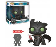 Toothless 10-inch (Эксклюзив Target) из мультика How to Train Your Dragon 3