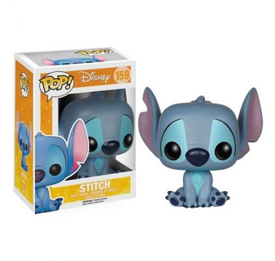 Stitch Seated из мультфильма Lilo & Stitch