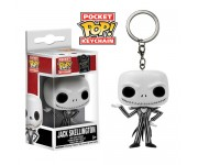 Jack Skellington Key Chain из мультфильма Nightmare Before Christmas