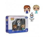 Anna, Olaf, Elsa set из мультика Frozen