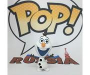 Olaf (1/12) standing минник из киноленты Frozen