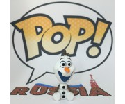 Olaf (1/12) sitting минник из киноленты Frozen