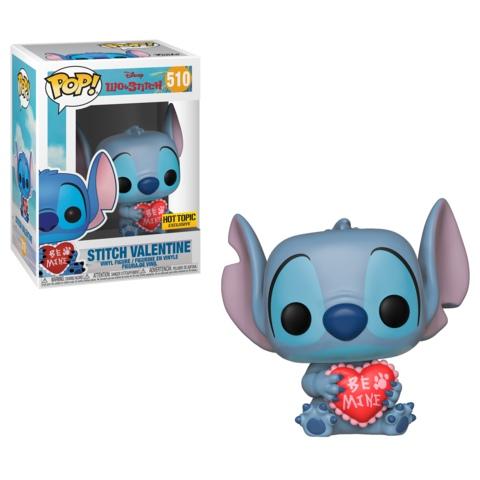 Lilo and Stitch (Лило и Ститч): -Stitch Valentine