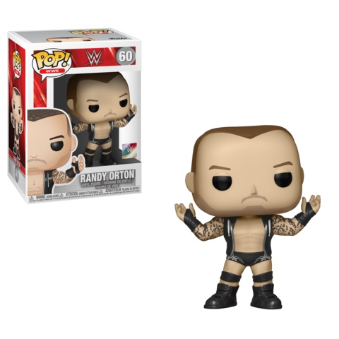 WWE (Рестлинг) Randy Orton