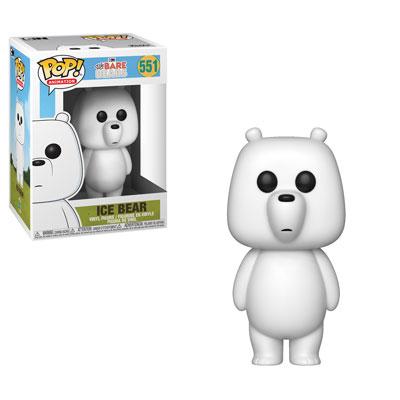We Bare Bears (Вся правда о медведях) Ice Bear