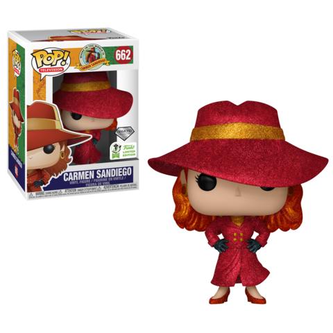 Кармен Сандиего (Carmen Sandiego) для FYE