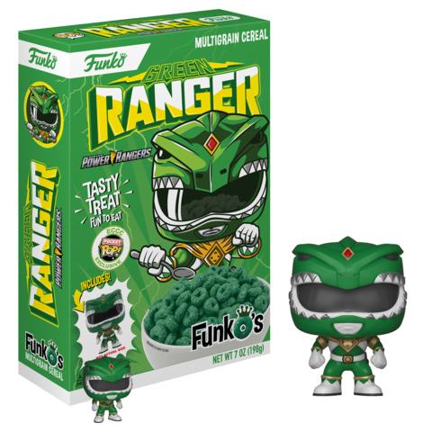Завтрак с Зеленым Рейнджером (Green Ranger) для FYE
