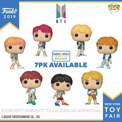 Анонсы к Toy Fair New York 2019