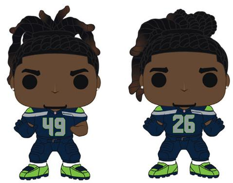 Shaquem and Shaquill Griffin