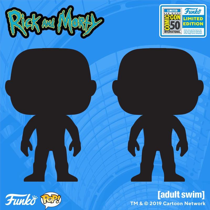 SDCC 2019 Rick and Morty