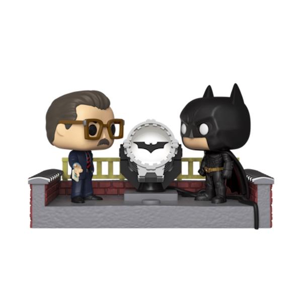 Муви момент к 80-летию Бэтмена