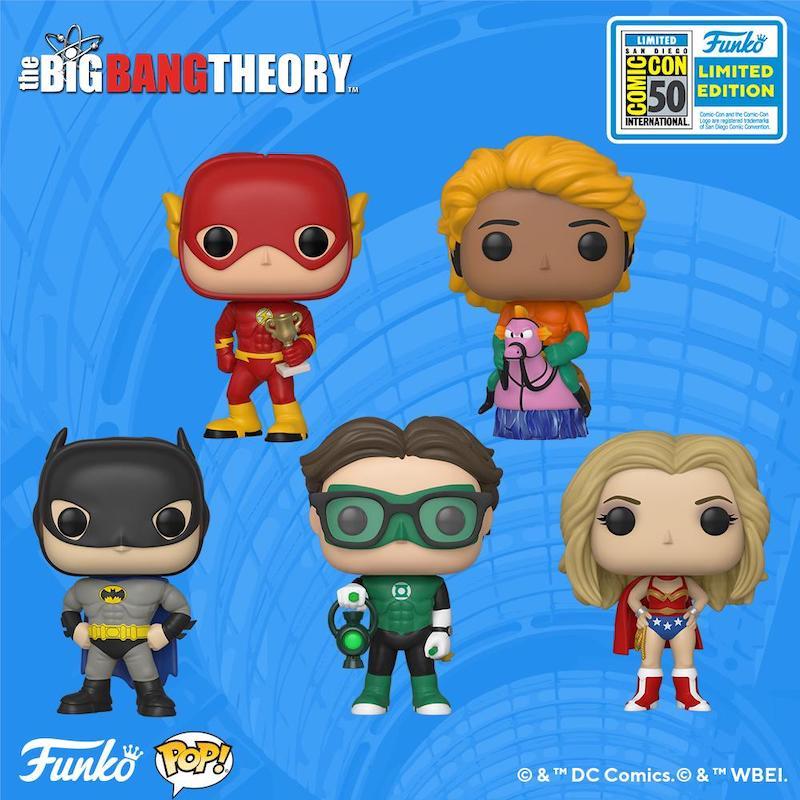 SDCC 2019 Big Bang Theory