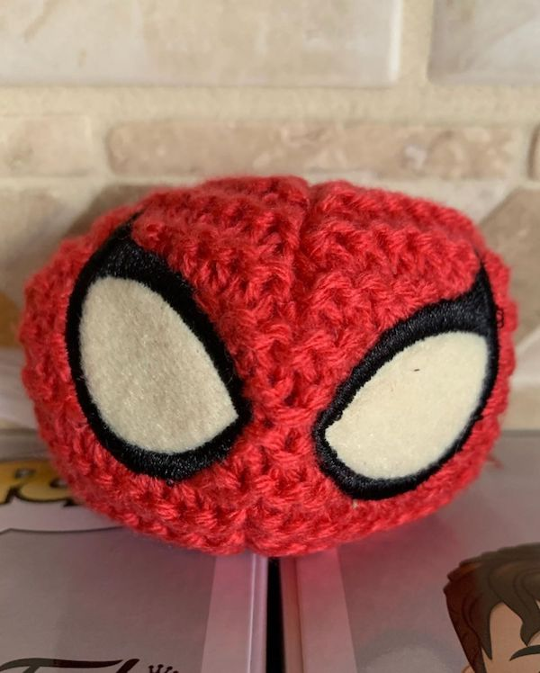 Box Collector Corps Funko Marvel Spider Man Far From Home Socks Ball