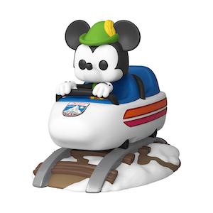 Фанко ПОП Микки Маус на снегоходе