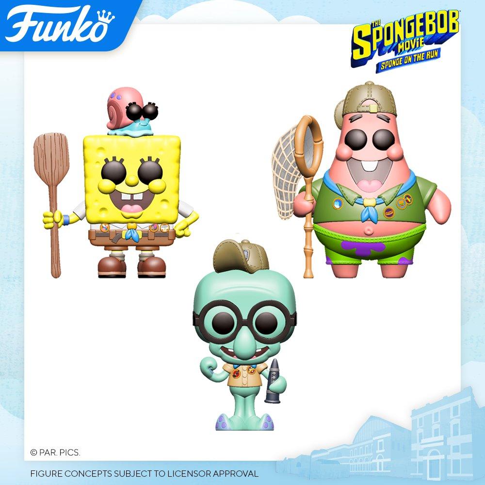 Фигурки Фанко ПОП к выставке Toy Fair 2020 в Лондоне