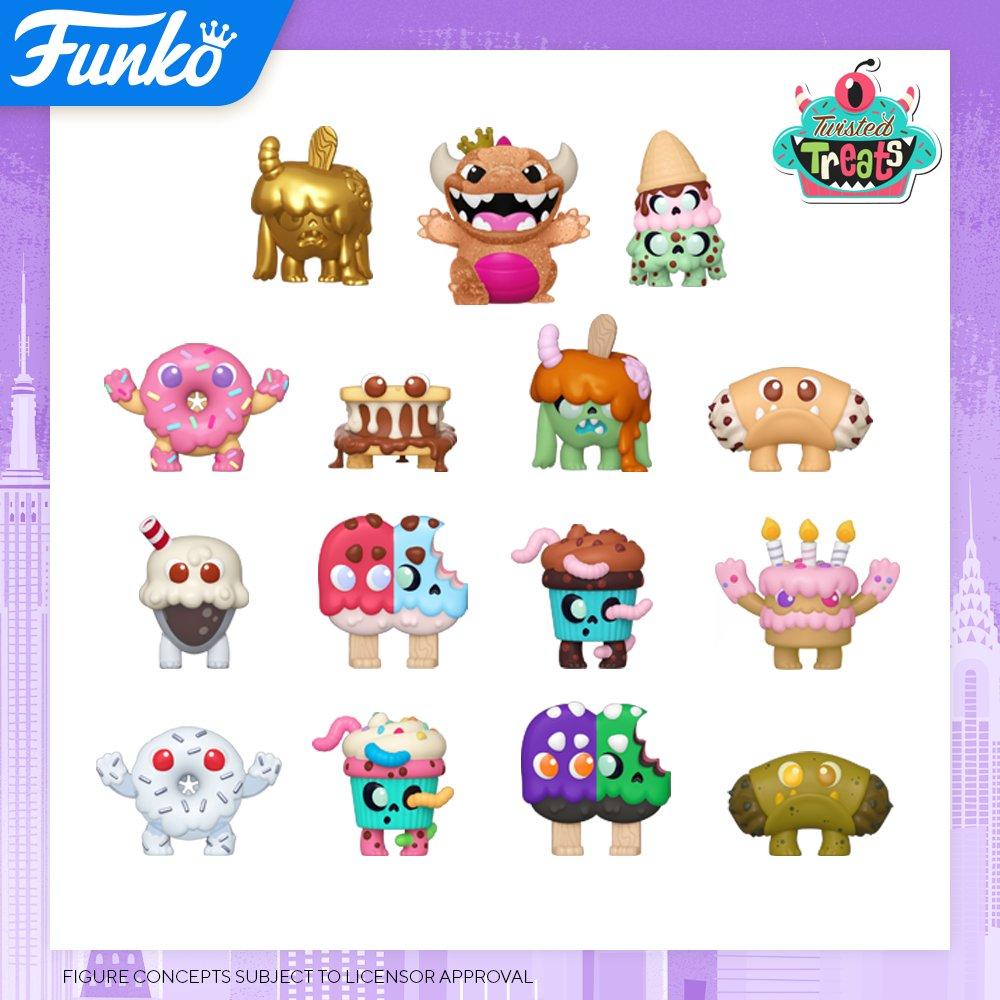 Toy Fair NY2020 Funko Paka Paka Twistea Treats