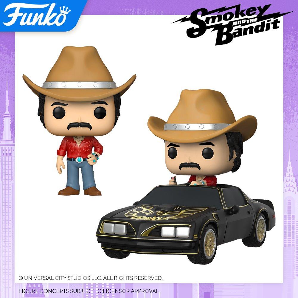 Toy Fair NY2020 Funko POP Smokey and the Bandit