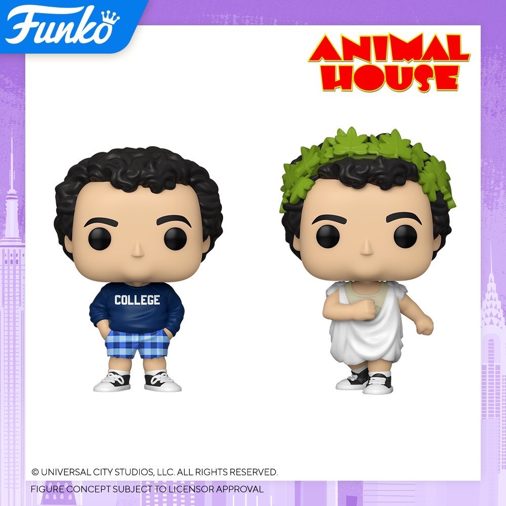 Toy Fair NY2020 Funko POP Animal House