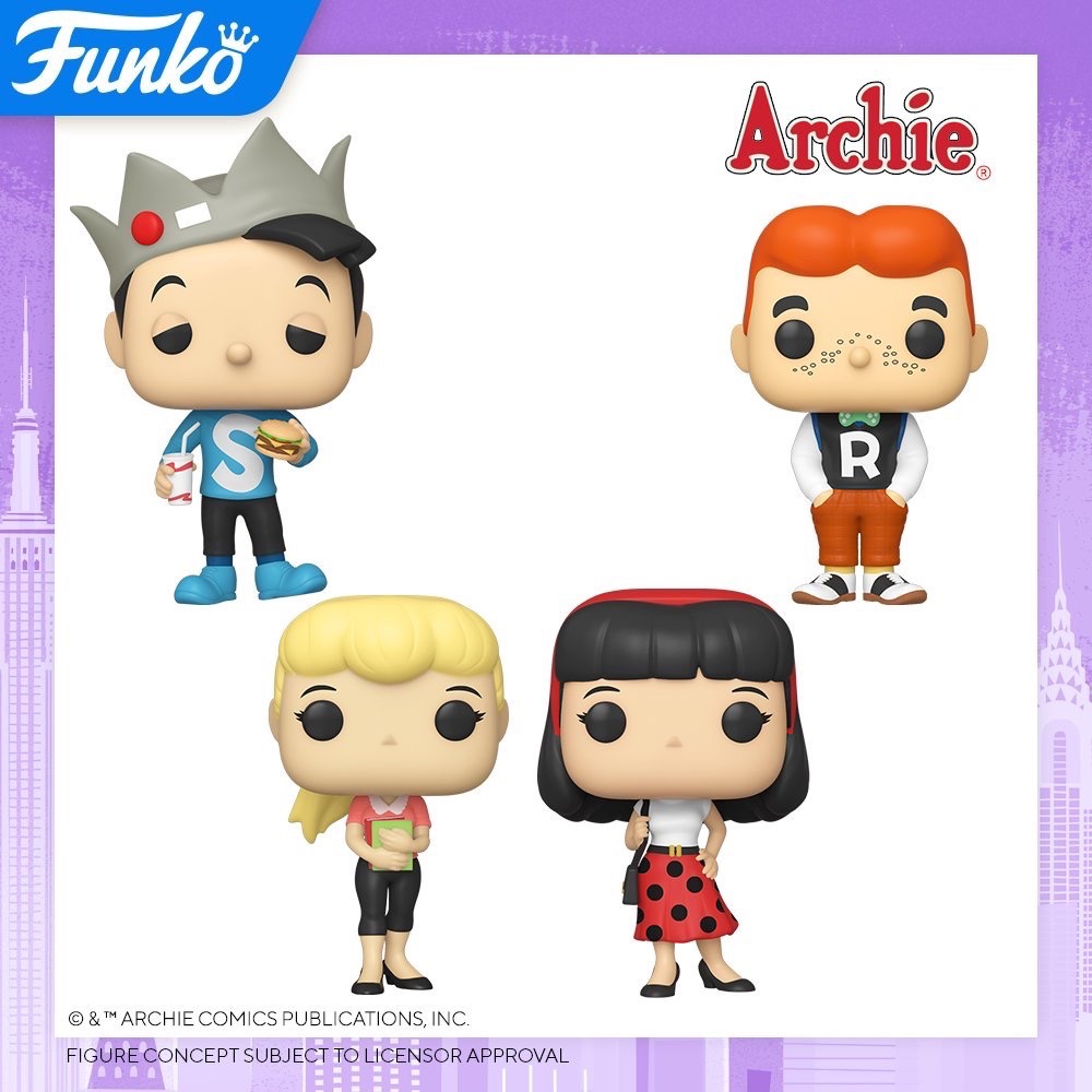Toy Fair NY2020 Funko POP Archie