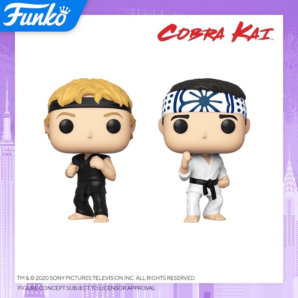 Toy Fair NY2020 Funko POP Cobra KAi