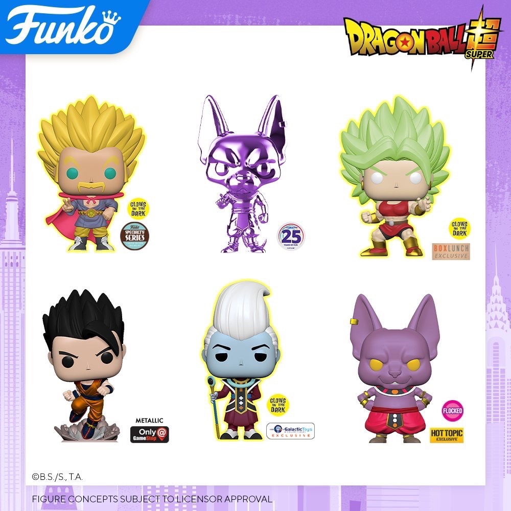 Toy Fair NY2020 Funko POP  Dragon Ball Super