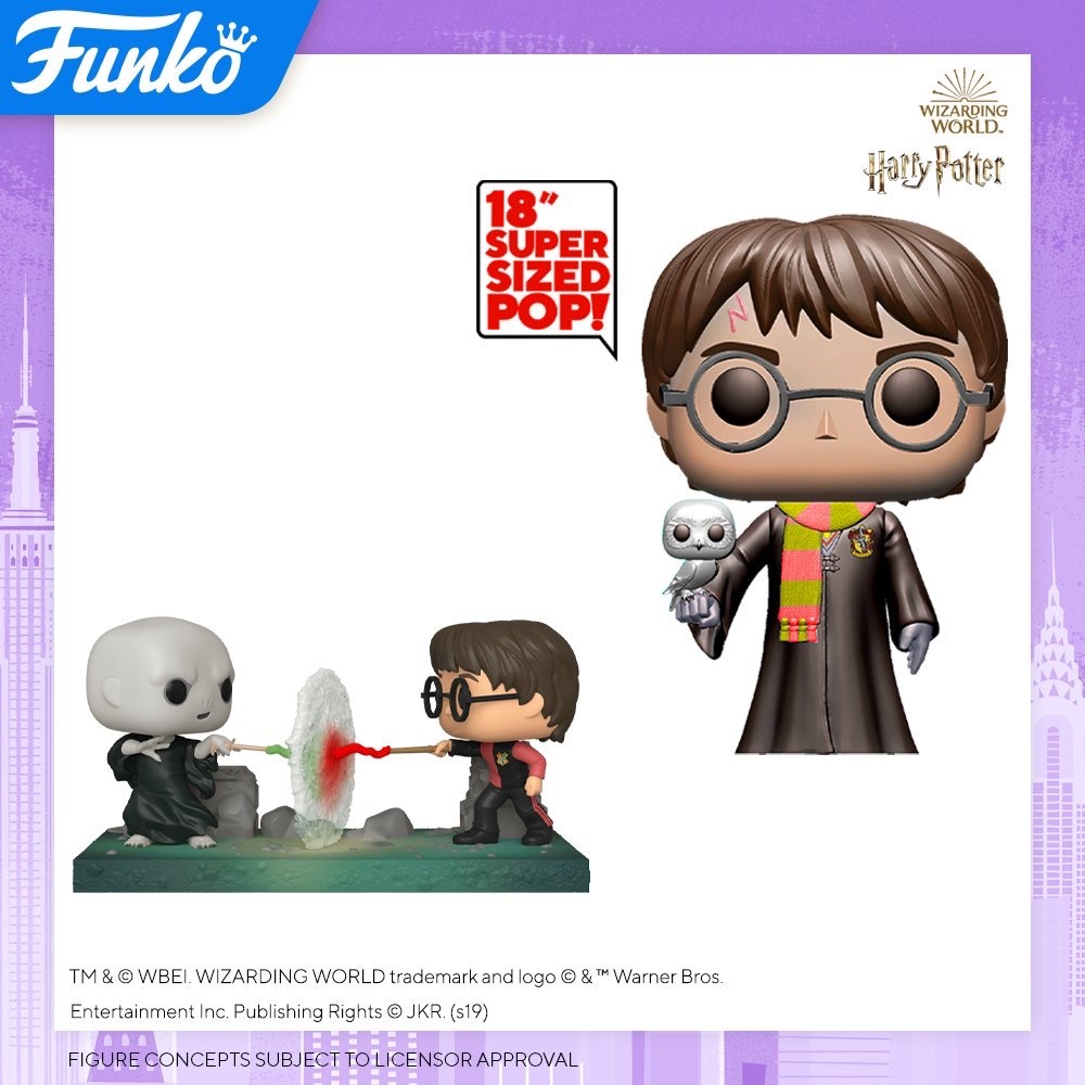 Toy Fair NY2020 Funko POP Harry Potter