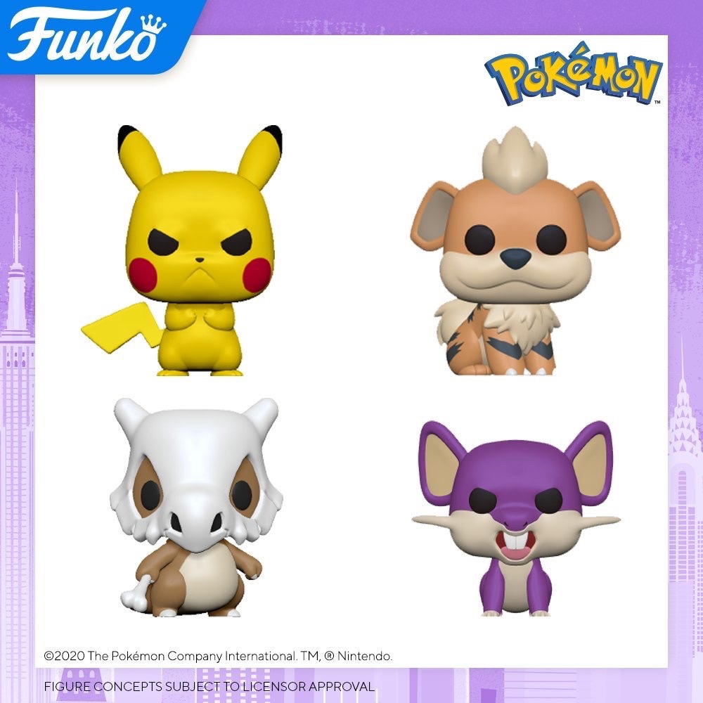 Toy Fair NY2020 Funko POP Pokemon