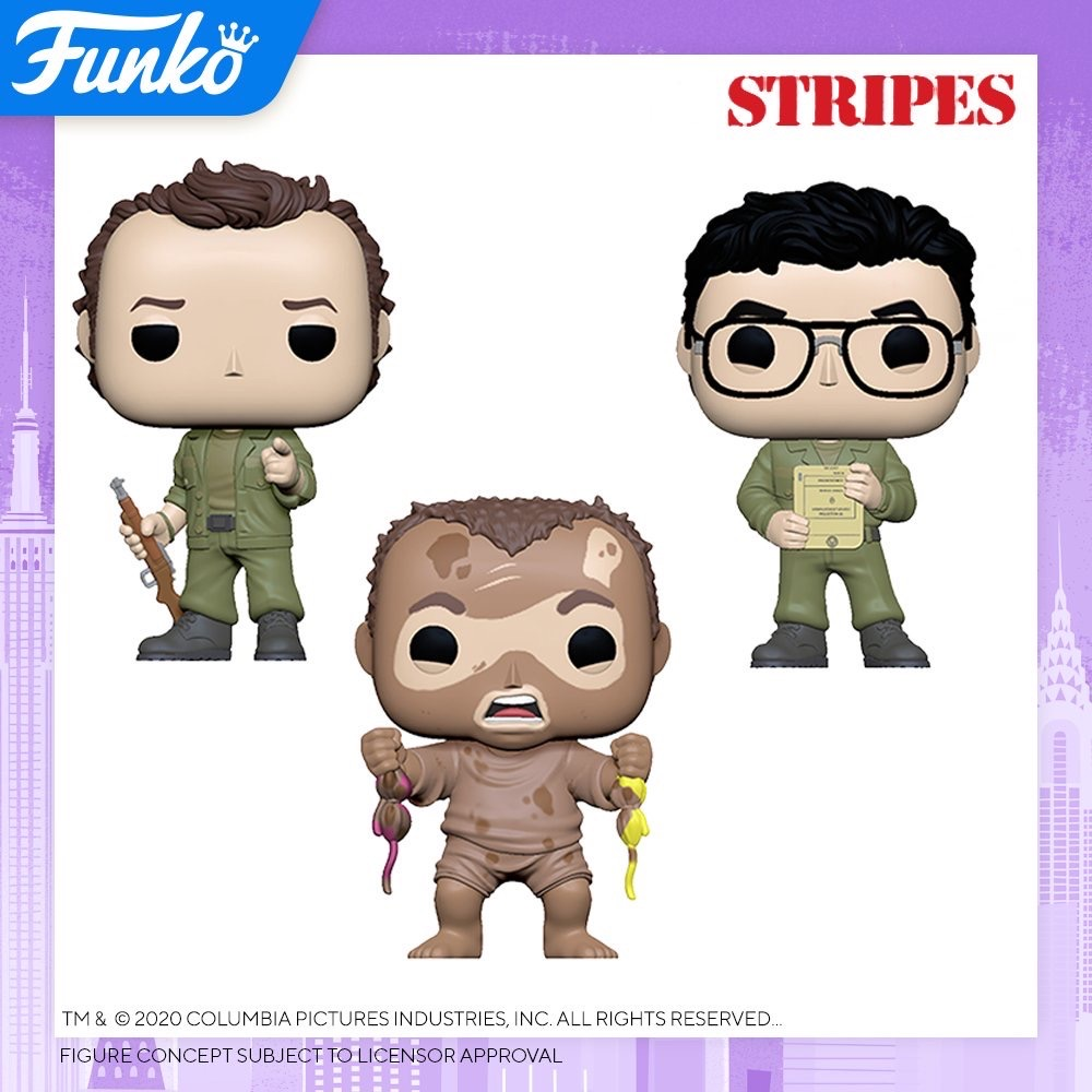 Toy Fair NY2020 Funko POP Stripes
