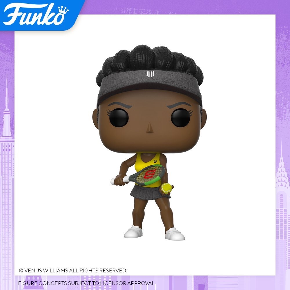 Toy Fair NY2020 Funko POP Williams