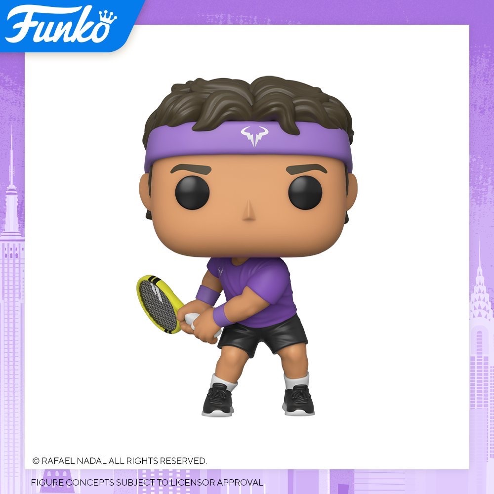 Toy Fair NY2020 Funko POP Nadal