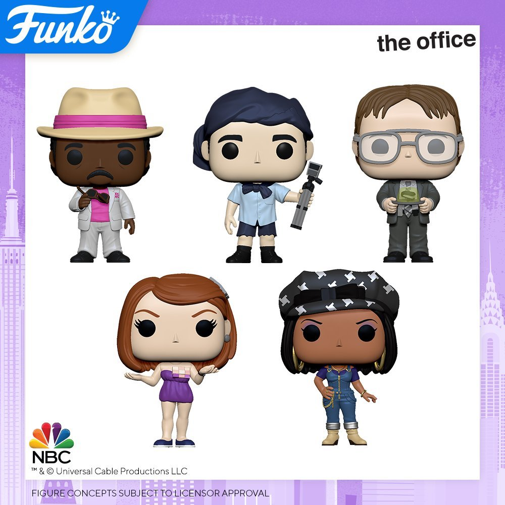 Toy Fair NY2020 Funko POP The Office