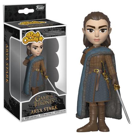 Игра престолов Арья Старк (Arya Stark) из линейки Rock Candy