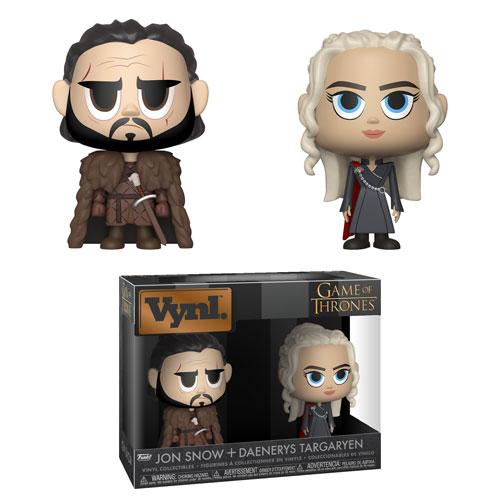 Игра престолов Джон Сноу и Дейенерис Таргариен (Jon Snow and Daenerys Targaryen)
