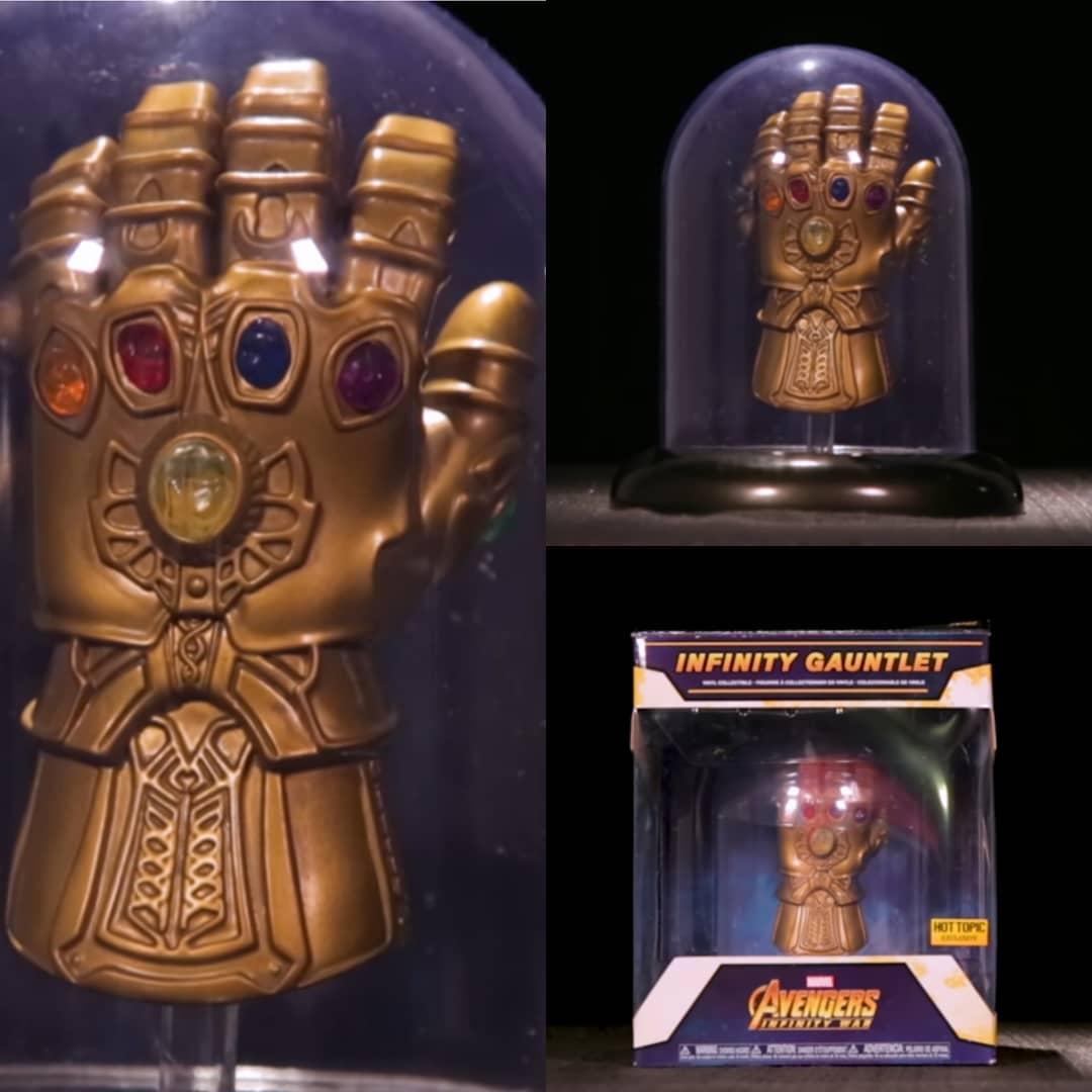Infinity Gauntlet (Перчатка бесконечности)