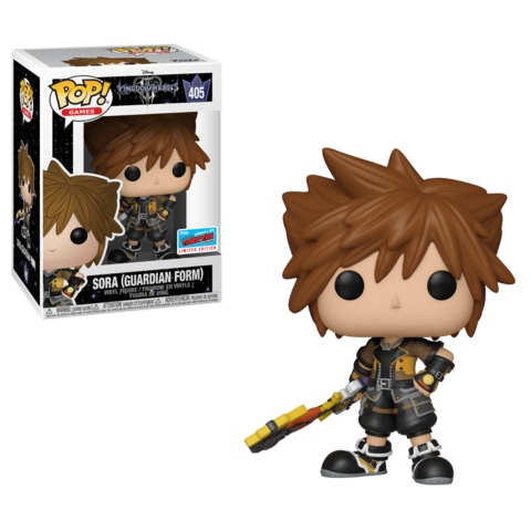 Sora as Guardian Kingdom Hearts Сора Королевство Сердец Дисней