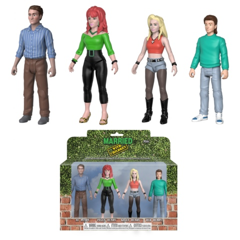 Женаты с детьми Married with Children Action Figure