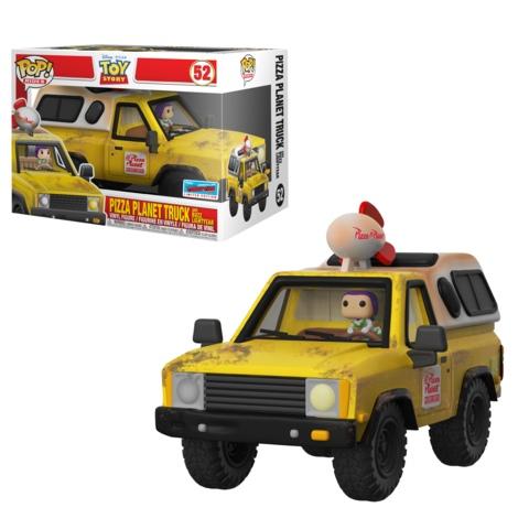 Pizza Planet truck Toy Story Планета пиццы История игрушек Базз Лайтер