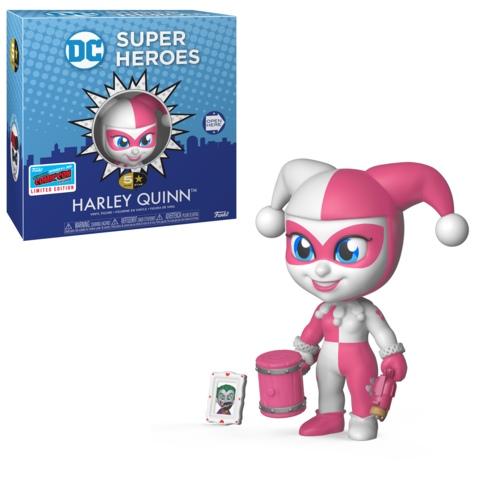 Harley Quinn Pink 5-star