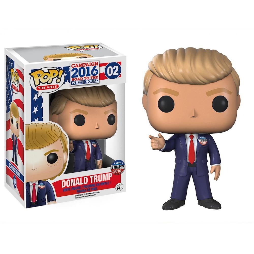 Дональд Трамп (Donald Trump (Vaulted)) из серии The Vote