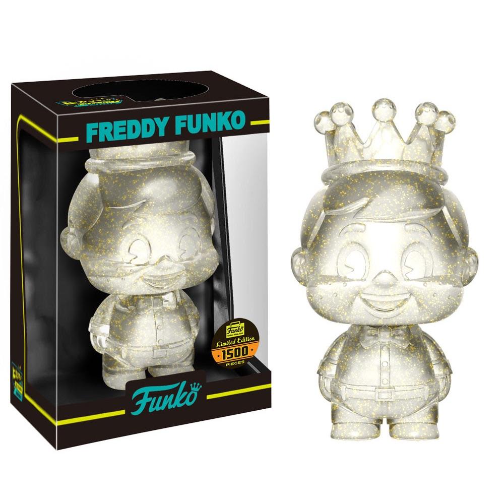 Фредди Фанко золотой Хикари XS (Freddy Funko Gold Glitter Hikari XS (Эксклюзив))