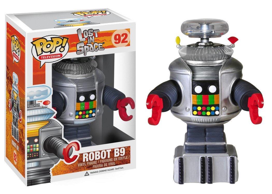 Робот Б9 (Robot B9 (Vaulted)) из сериала Затерянные в космосе
