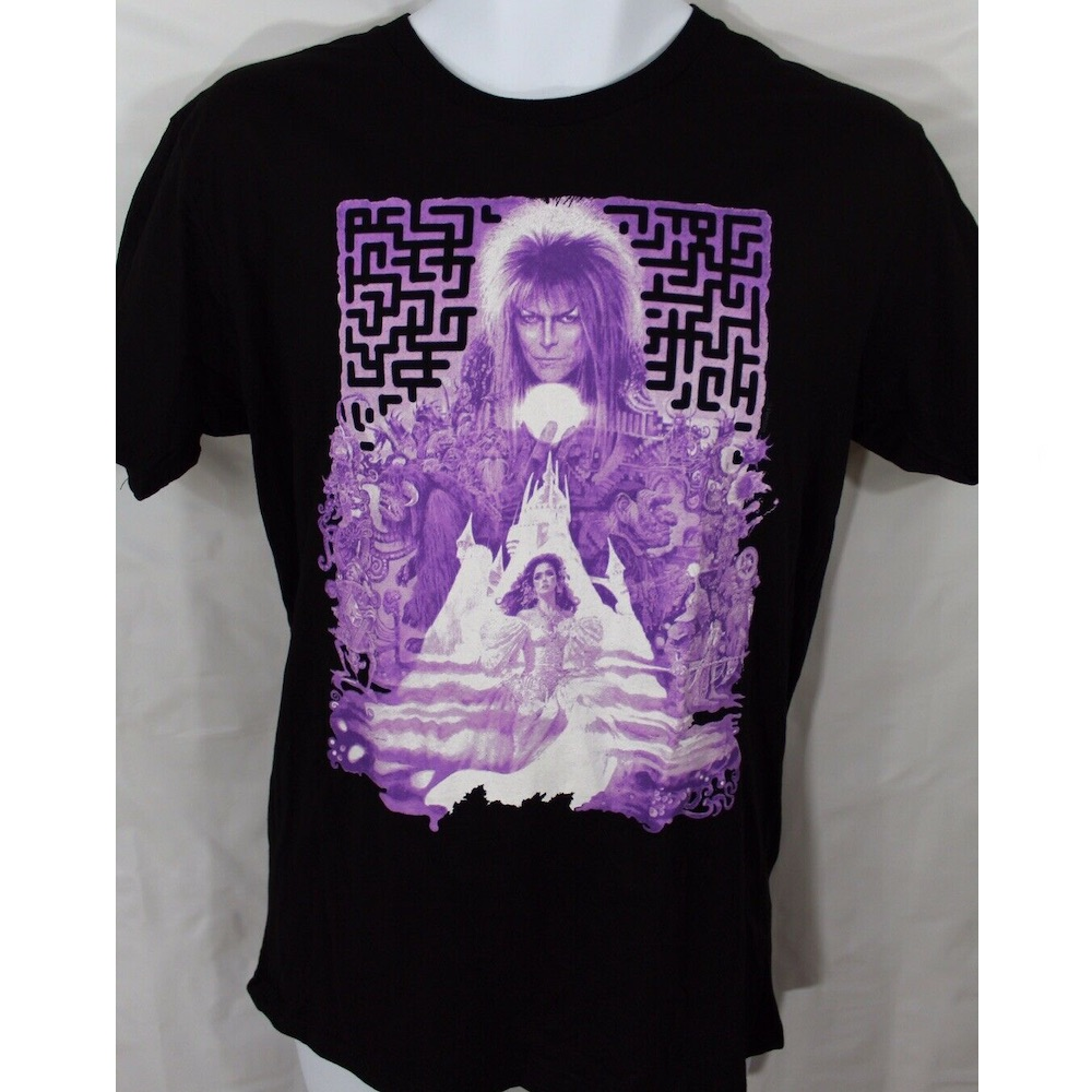 Лабиринт футболка (Labyrinth T-Shirt (размер M))
