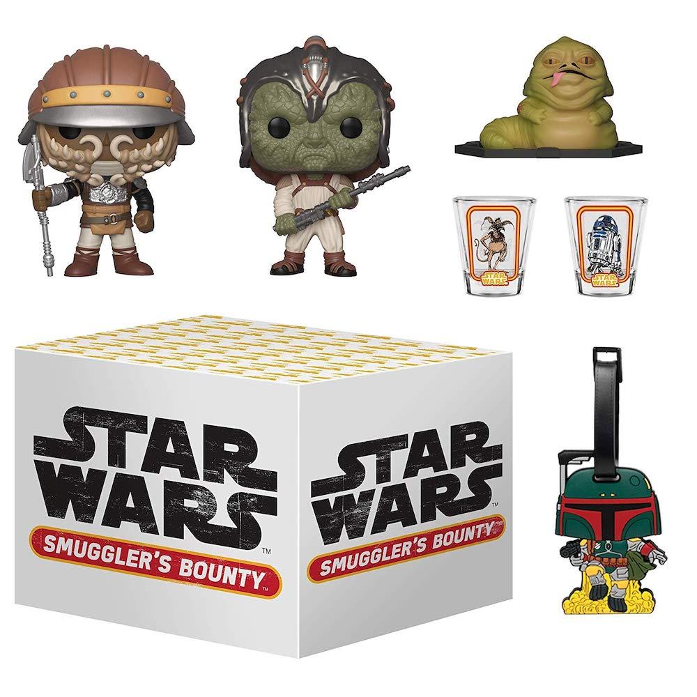 star wars box содержимое