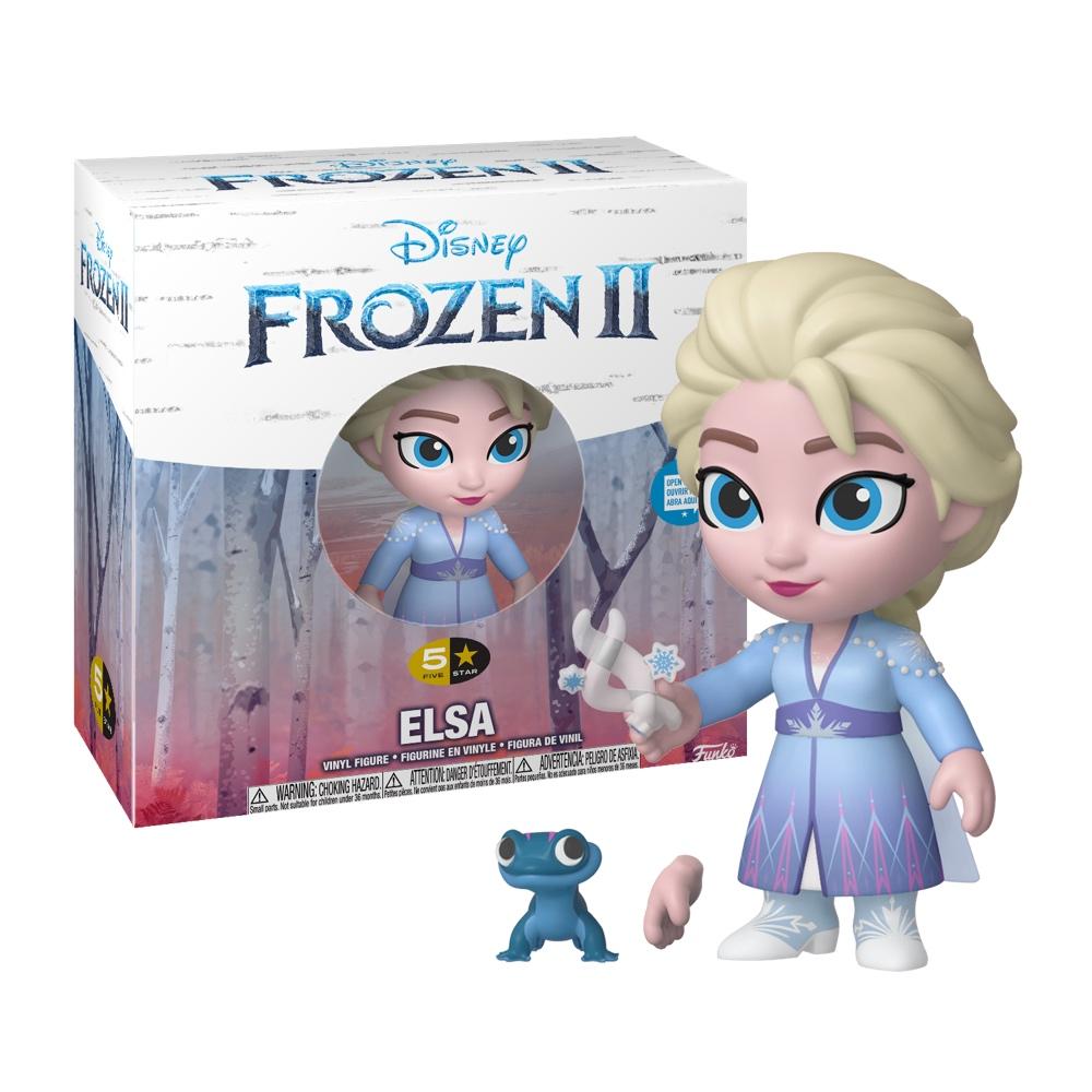 Фанко ПОП Эльза (Elsa 5 Star) из мультфильма Холодное сердце 2
