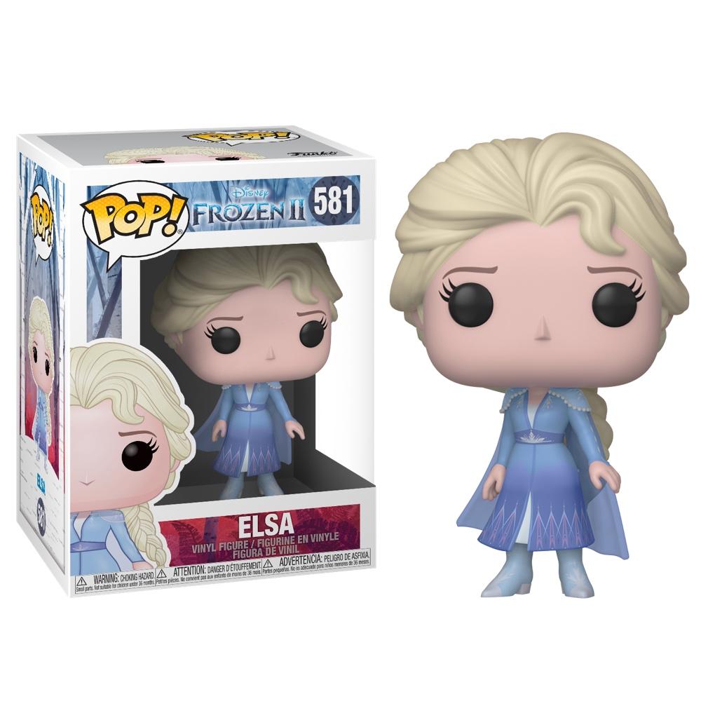 Фанко ПОП Эльза (Elsa) из мультфильма Холодное сердце 2